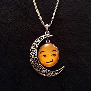 Necklace - emoji